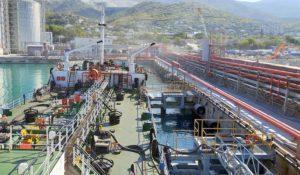 Rene TankerService deck