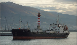 Bunker RENE Sea port of Novorossiysk