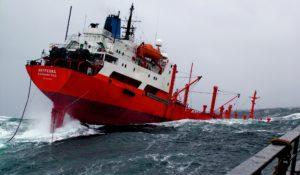novorossiysk Oil tanker